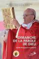 DIMANCHE DE LA PAROLE DE DIEU, guide liturgique et pastoral.