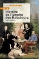 HISTOIRE DE L'EMPIRE DES HABSBOURG - 1665-1918 -