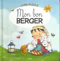 MON BON BERGER - Livre - puzzle -