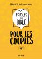 PAROLE DE LA BIBLE POUR LES COUPLES